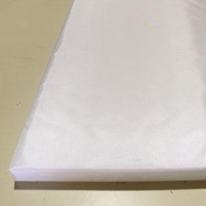 ポリエステル繊維の吸音材e・Felt イーフェルトガラスクロス額縁貼り仕上厚さ50mmタイプガラスクロス仕上50mmX605mmX910mm 3枚組【送料込】(北海道・沖縄・離島除く)