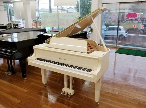 SALE YAMAHA 【中古】 ヤマハ ピアノ A1L #6123147【白】