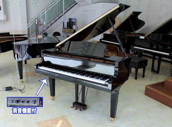 SALE YAMAHA 【中古】 ヤマハ ピアノ GC1SN #6148842【純正消音】