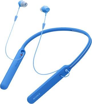 ※必ず納期をご確認ください SONY ワイヤレスステレオヘッドセット WI-C400 時間指定不可 L smtb-u 送料無料 舗 LZ ソニー ブルー