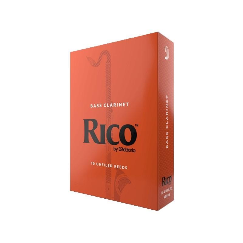 在庫僅少 次回入荷未定 割引も実施中 開店祝い バスクラリネット用リード RICO リード Bass.Cl ダダリオ 0046716101181 送料無料 smtb-u 3.5 10枚入り