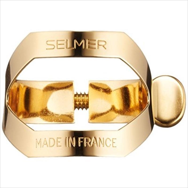在庫僅少 定価 次回入荷未定 アルトサックス用リガチャー SELMER リガチャー A.SAX セルマー smtb-u 送料無料 金メッキ 特価 4560287418159