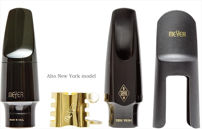 在庫僅少 次回入荷未定 アルトサックス用マウスピース 中古 MEYER NEW YORK MODEL メイヤー 6M A.SAX [ギフト/プレゼント/ご褒美] 送料無料 マウスピース smtb-u 0812821002466