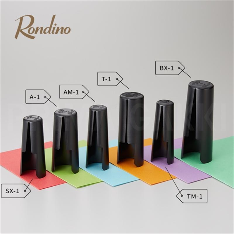 マウスピースキャップ 買収 Rondino 定番の人気シリーズPOINT(ポイント)入荷 A-1 アルトサックス用 4941216025608 ロンディーノ 税込3980円以上のお買い上げで送料無料