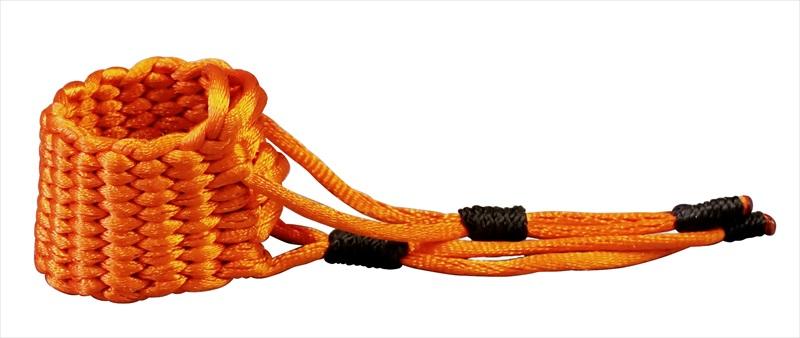 【在庫僅少、次回入荷未定】 Bambu リガチャー アルトサックス用リガチャー / オレンジ[バンブー][7798264080182]【送料無料】【smtb-u】