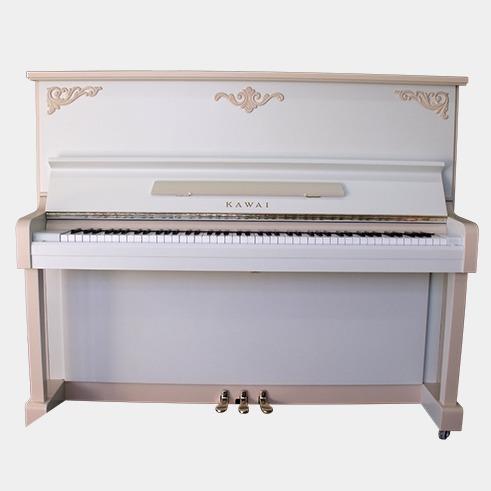 ローラ / LAURA(白いピアノ アップライト)