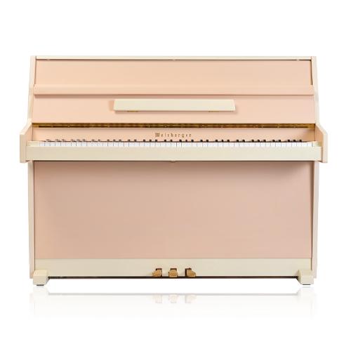 WEINBERGER WB-109E_ピアノ【セリア・Celia】椅子・インシュレーター付き♪