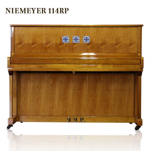 NIEMEYER 114RP_ピアノ【祈り・Pray】(製造年数:2006年頃)椅子・インシュレーター付き♪