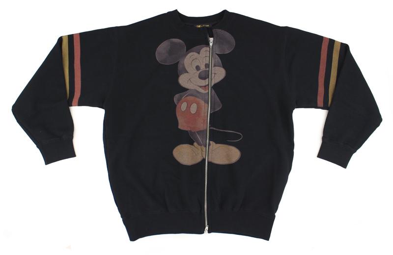 【あちゃちゅむ ahcahcum】MICKEY/Zip-up Jacket【01-181-8341-】ミッキー/ジップアップジャケット