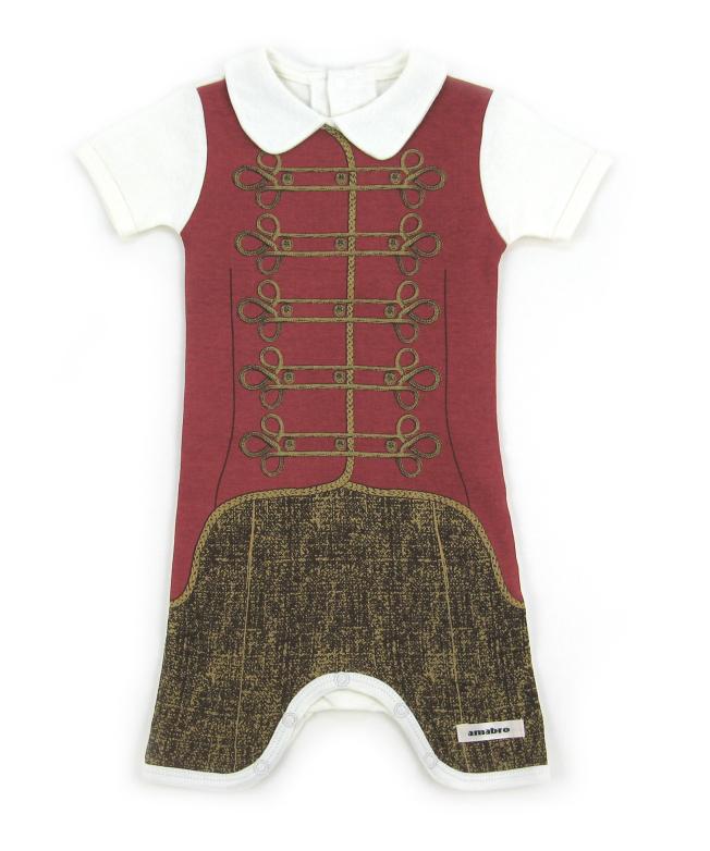 【アマブロ AMABRO】BAB DRESS NAPOLEON(60cm)