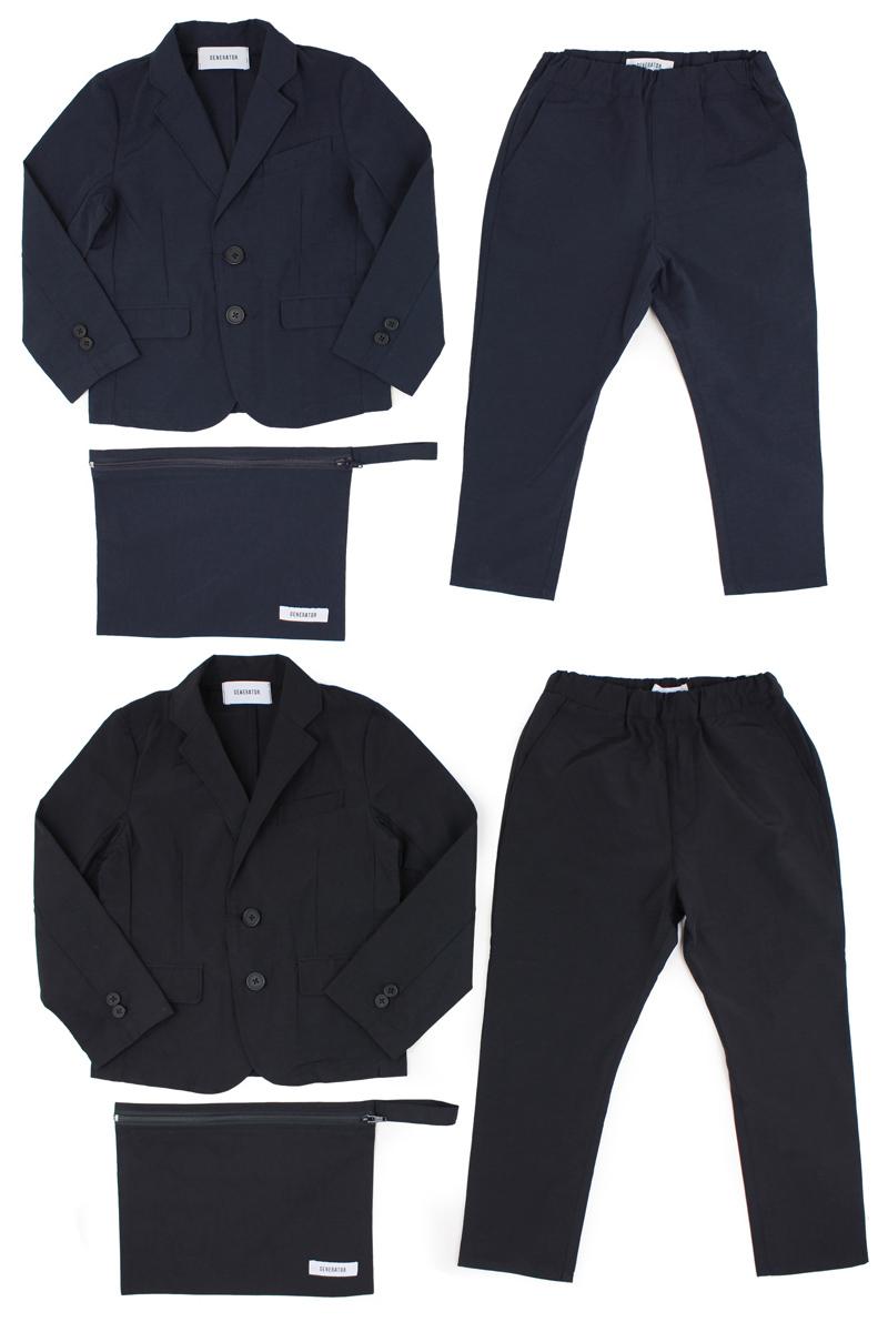 【ジェネレーター スーツ GENERATOR 子供服 男の子】C/Nスーツ(110-130)082104