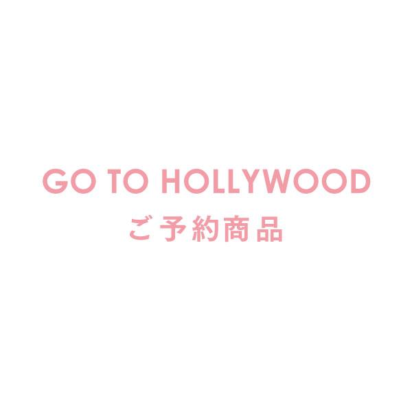 【ゴートゥーハリウッド GO TO HOLLYWOOD】天竺 切替 TEE (01-02)【1292410】【3月予定】ご予約