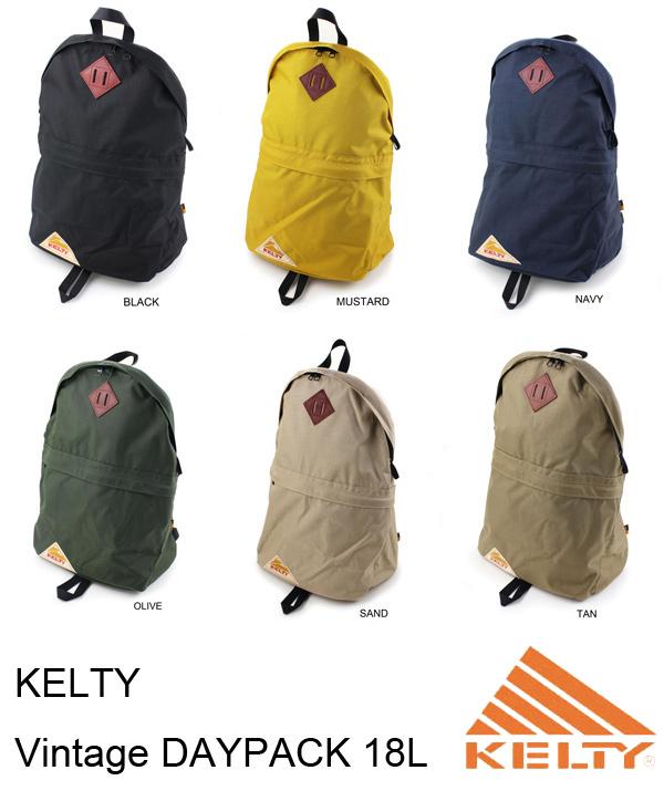 KELTY DAYPACK 18L Tan 2591918 【送料無料】 /(ケルティ/)