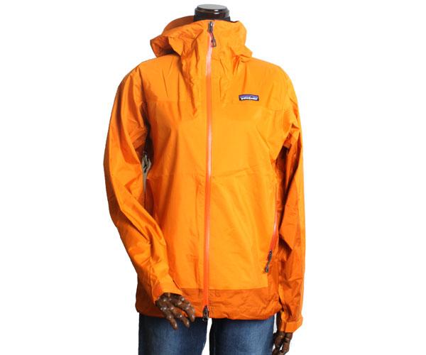 【送料無料】patagonia パタゴニア メンズ・レイン・シャドー・ジャケット マンゴーオレンジ 84474 MAN-804 アウトドアウェア