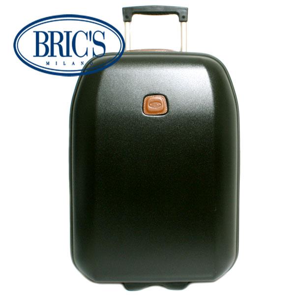BRIC'S ブリックス SINTESIS シンテシス ポリカーボネートトローリー 25L BSI08010.278 オリーブ グリーン スーツケース ハード キャリーケース 2輪 機内持ち込み 出張 イタリア TSAロック