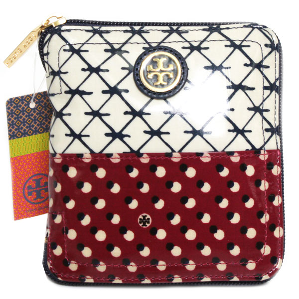 TORY BURCH トリーバーチ COATED FOLDABLE TOTE エコバッグ レディース トートバッグ 11129360-465 レディース バッグ