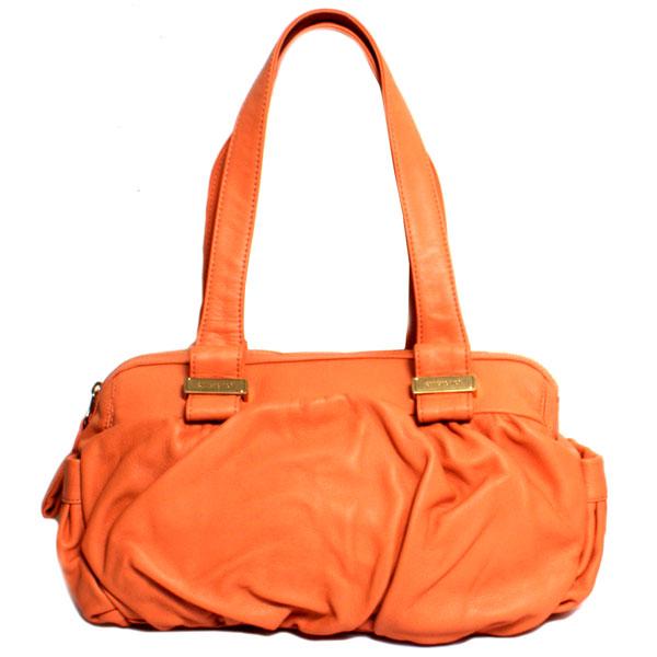SEE BY CHLOE シーバイクロエ LIFOU レディース ハンドバッグ ショルダーバッグ 9S7200 N98 335 APRICOT アプリコットオレンジ