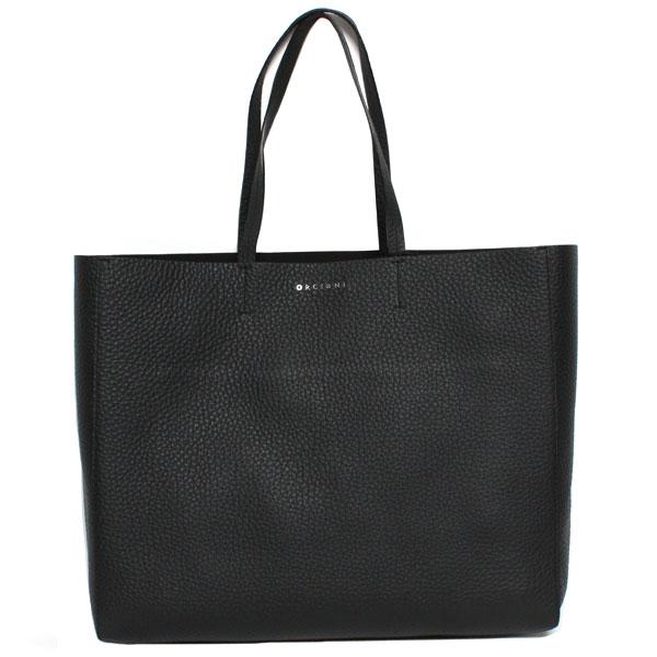【送料無料】【新品】ORCIANI オルチアーニ トートバッグ 16801-20 BLACK ブラック