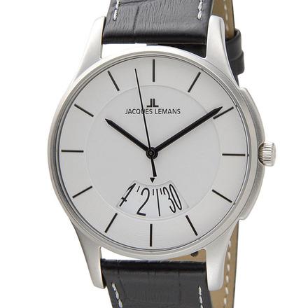【新品】【送料無料】JACQUES LEMAN ジャックルマンケビンコスナー 腕時計 1-1746H クオーツ メンズ レディス 時計