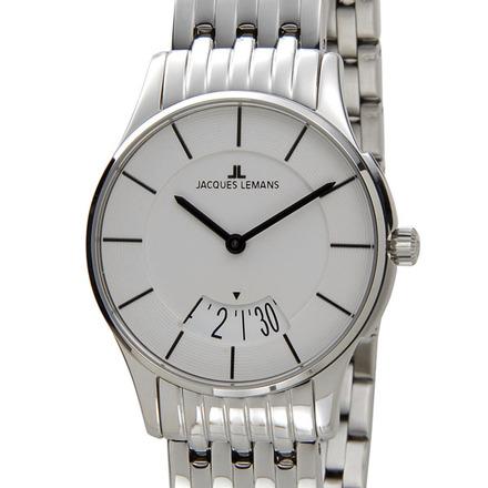 【新品】【送料無料】JACQUES LEMAN ジャックルマンケビンコスナー アンバサダー モデル 腕時計 1-1822B クオーツ メンズ レディス 時計