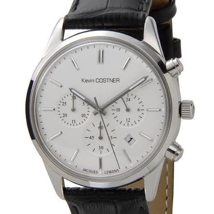 【新品】【送料無料】JACQUES LEMAN ジャックルマンケビンコスナー 腕時計 103A クオーツ メンズ レディス 時計