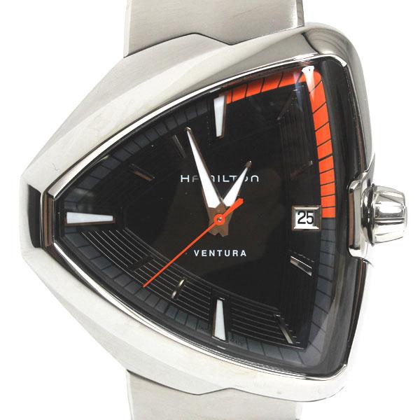 【送料無料】HAMILTON ハミルトン 腕時計 ベンチュラ エルヴィス 80 H24551131 メンズ腕時計