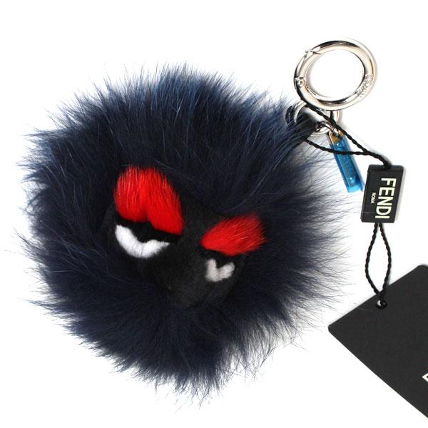 【新品】【新作】【送料無料】FENDI フェンディ バッグチャーム ファーチャーム BLUEMINOUS BAG BUG バッグバグズ 7AR4678LUF07MH モンスター