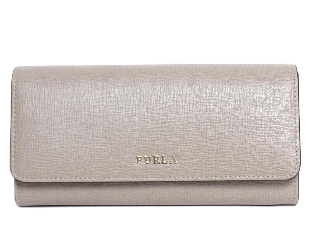 FULRA フルラ 長財布 871072 P PS12 B30 BABYLON SABBIA グレージュ