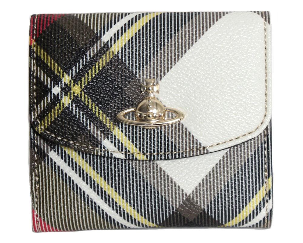 【送料無料】Vivienne Westwood ヴィヴィアンウエストウッド ダブルホック二つ折り財布 DERBY/ダービー 51150003 10256 O201 NEW EXHIBITION
