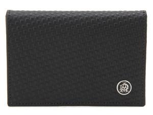 【送料無料】dunhill ダンヒル メンズ MICRO D-EIGHT マイクロディーエイト ビジネス カードケース/名刺入れ L2V347A ブラック