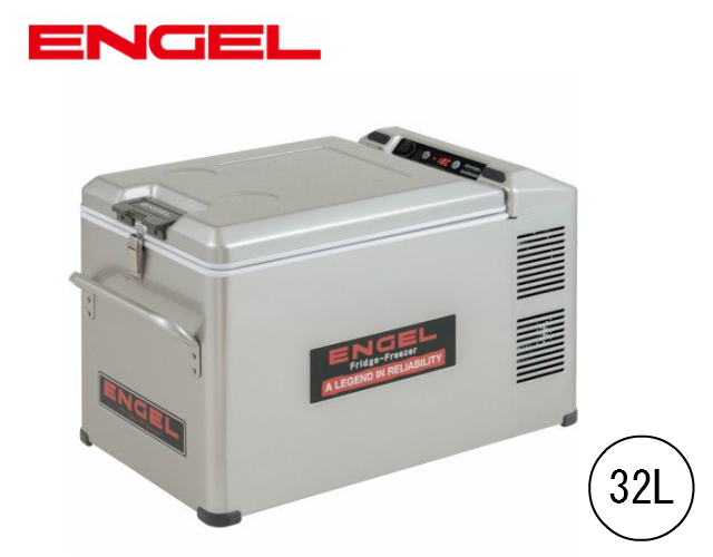 車載用 ポータブル 冷凍 冷蔵庫 32L デジタル温度表示 DC/AC 両電源 ポータブルMシリーズ 温度管理可能 MT35F-P ポータブル冷蔵庫 ENGEL エンゲル