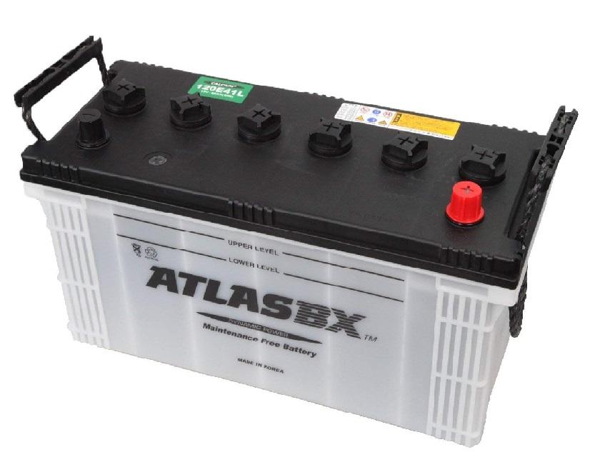 アトラス バッテリー 国産車用 ATLAS 120E41L