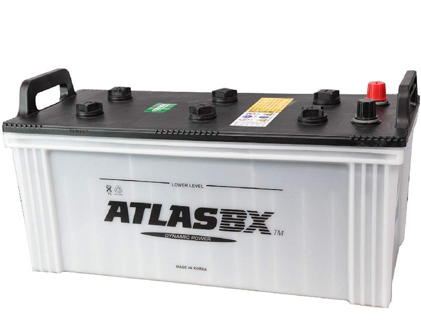 アトラス ATLAS バッテリー 自動車用 155G51 トラック クレーン