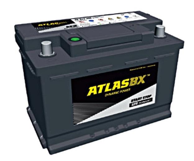 アトラス アイドリングストップ バッテリー SE T-110(D31L) 高性能 長寿命