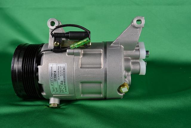 エアコンコンプレッサー 送料無料 BMW ミニMINI R50 R52 R53用 64526918122