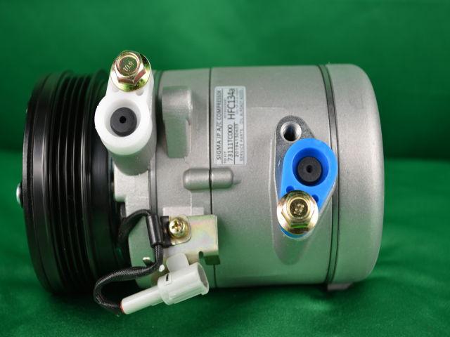 エアコンコンプレッサー スバル サンバー 73111-TC000 73111-TC010 73111-TC030 送料無料