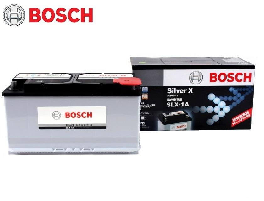 BOSCH ボッシュ バッテリー SLX-1A 自動車バッテリー ベンツ用