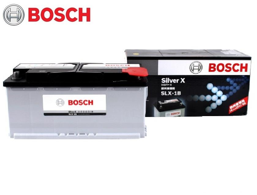BOSCH ボッシュ バッテリー SLX-1B 自動車バッテリー