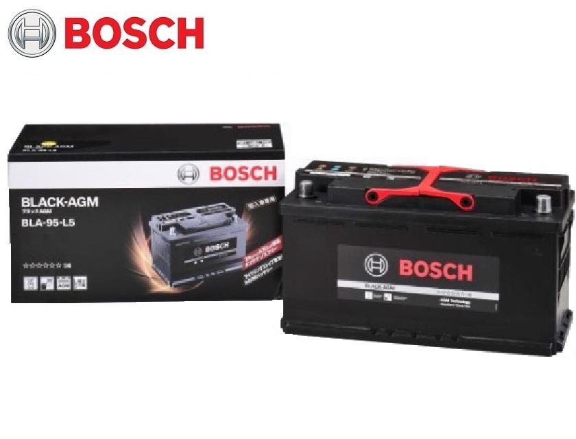 HT-95-PN モデルチェンジ型式 BLA-95-L5 BOSCH ボッシュ バッテリー 新車 メーカー純正搭載品 自動車バッテリー