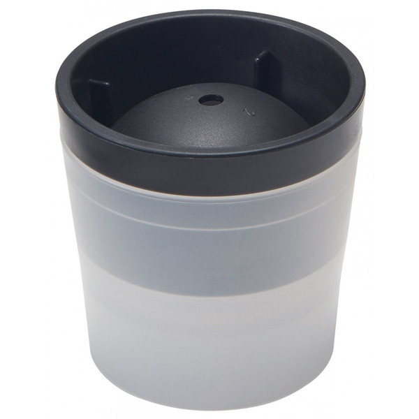 直径60mmロックグラスにぴったりサイズ 爆安 送料無料 いよいよ人気ブランド ライクイット 丸氷 製氷器 アイスボールメーカー RJ ブラック