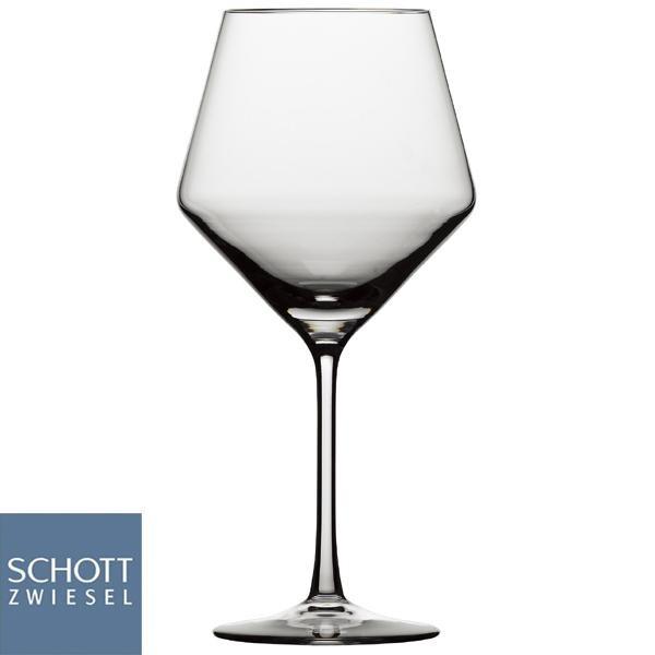 【6脚セット】ショット ツヴィーゼル ピュア ブルゴーニュ 692cc 赤ワイン グラス 30014