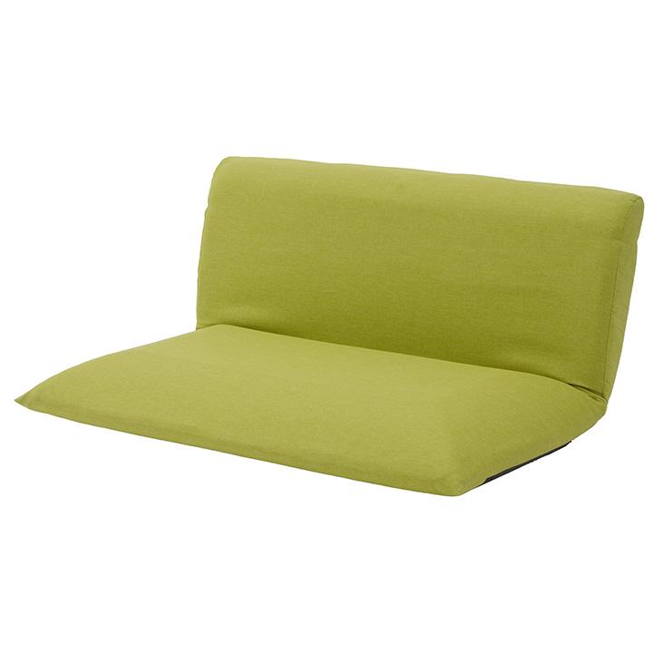 【安心の日本製】リクライニングローソファ Libera(リベラ) 6色対応 リクライニングソファ フロアソファ フロアチェア フロアチェアー 座椅子 座イス 座いす チェア 二人掛けソファ 2人掛けソファ ソファー ソファ ローソファ