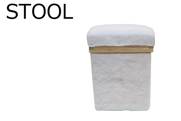 インテリア茶箱キット size:STOOL