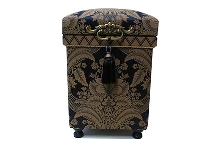 CTS「Villa Reale collection」インテリア茶箱 Stool型