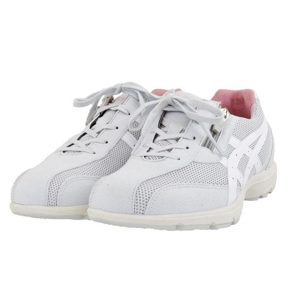 レディース 靴 スニーカー ウォーキングシューズ アシックス ハダシウォーカー ポーラシェード/ホワイト TDW725-021