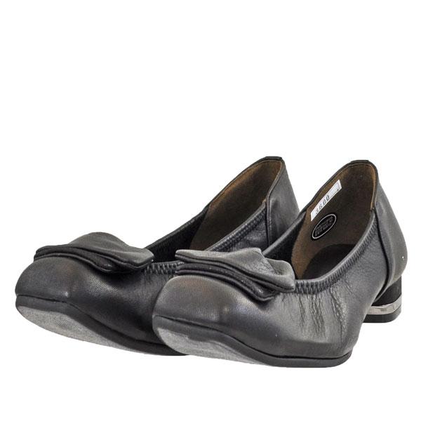レディース 靴 パンプス ドナミス 日本製 2.5cmヒール パンプス 3E ブラック DonaMiss3600BLK