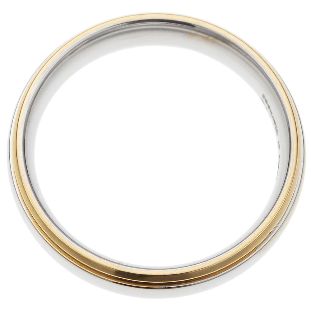 リング レディース ピンキーリング 指輪 ステンレス 金属アレルギー対応 傷つきにくい シンプル ラインドカーブリング 太め レディース デイリー ダブルカラー メール便  春夏