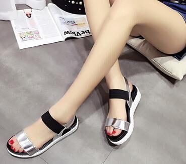 サンダル 靴全3色スポーツサンダル スポサン ヒール 大きいサイズ