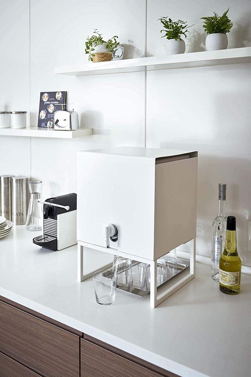 激安な バッグインボックススタンド ホワイト タワー バッグインボックス ケース 収納 スタンド ギフト プレゼント, select7 08a882b4