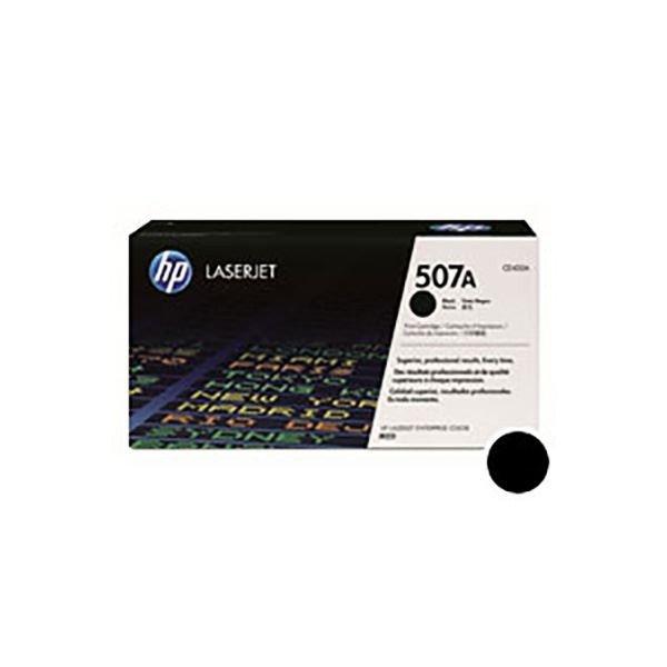 【送料無料】HP 507A トナーカートリッジ CE400A ブラック HP LaserJet Enterprise Color M551dn | キャッシュレス 還元